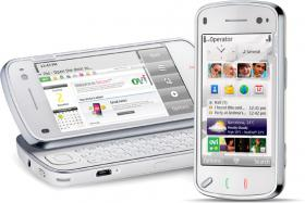Foto 2 0, - Euro Vertrag Handy: Nokia N97 mit Vertrag - Nur 4,95 Euro je Simkarte!