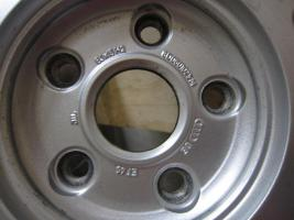 Foto 2 1 Audi A4 Alufelge Felge 8D06010256M Rims for Audi
