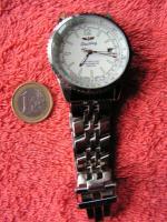 1 Breitling und eine Rolex-Herrenarmbanduhr