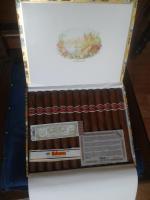 1 Packung Zigarren 25  Stk. Romeo & Julieta