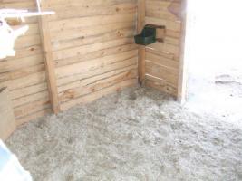 Foto 2 1 Paddockbox ohne Tür mit Vorhang oder Offenstall