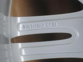 Foto 2 1 neue Alufegle E-Klasse W211 Sportpaket Alu Tuning 8,5J x 18 ET38 B66474332