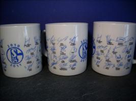 1 x Schalke 04 Tasse, Neu 2010/2011