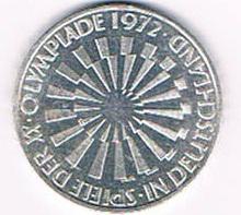 Foto 2 10 Deutsche Mark 1972 G !