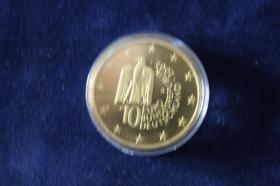 Foto 2 10 EUR Silbermünze 2002 in PP - Museumsinsel