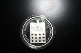 Foto 2 10 EUR Silbermünze in PP 2005 B.v Suttner