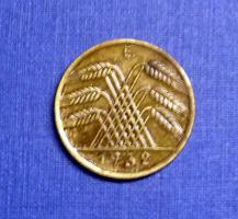 Foto 2 10 Reichspfennig Weimarer Rep. / 3. Reich