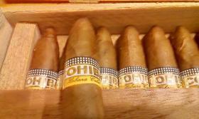 Foto 4 10 Stück originale Cohiba Zigarren