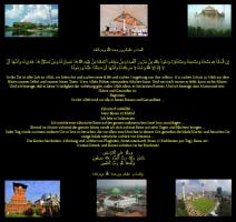 10 Tage islamische Tournee in Java, Indonesien
