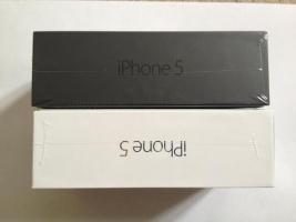 10 mal Iphone 5 32gb in schwarz und weiss NEU und OVP mit Rechnung, ohne Simlock