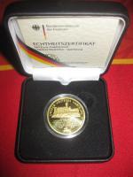 100 Euro Goldmünze 2011 Wartburg ''A''