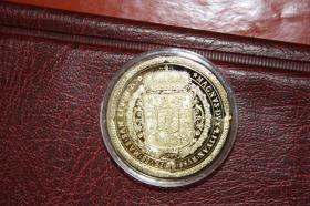 Foto 2 100 Gold Dukaten - Polen 1621 -Sigismundis III. -Replik 32g 40mm in PP - nur 18 EUR + Porto