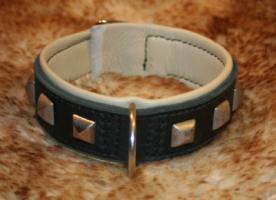 Foto 5 100% Handgemachte Halsbänder und Leinen für Hunde