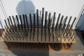 100 Original Orgelpfeifen für Sammler