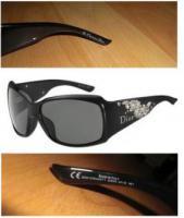 100% Original Sonnenbrille von DIOR mit echten Swarovski Steinen ''Strassy 1''