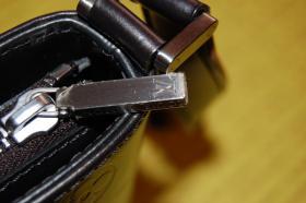 Foto 3 100% Original & Neuwertig Vorführstück Louis Vuitton Tasche Allston Mat Cuir
