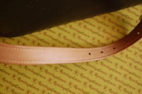 Foto 5 100% Original & Neuwertig Vorführstück Louis Vuitton Tasche Allston Mat Cuir