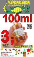 100ml E-Liquid Flavor Marlboro 12mg nur € 3,60 Super-Sparpreis e-cig
