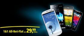 Foto 2 1&1 Handys und Smartphones!ALL-NET-FLAT!Supergünstig mobil telefonieren und surfen!
