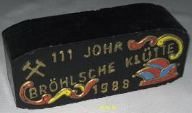 111 Johr Bröhlsche Klütte