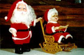 Foto 4 1172 Weihnachtsmänner