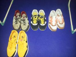 Foto 2 11 * Air Max 1(Gr.45 )(z.B. Skull Candy/Canyon Gold/EM/ACG/Omega)