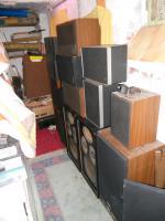 12 Lautsprecher Boxen zusammen 50€