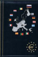Foto 7 12 vollständige Euro Kursmünzensätze im Album ! !