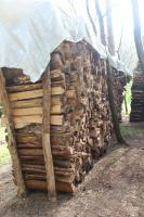 Foto 3 17,5 m³ Brennholz, Kiefern-Meterholz getrocknet & gespalten