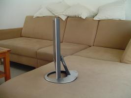 19 Zoll Monitor von LG Silber