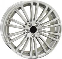 19-Zoll-N11 R32 Alufelgen Silber 5x112 ET47 Hub 57,1