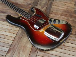 Foto 2 1961 Fender Jazz Bass