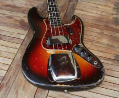 Foto 3 1961 Fender Jazz Bass