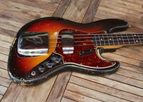 Foto 4 1961 Fender Jazz Bass