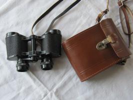 Foto 2 1Fernglas mit Original Ledertasche
