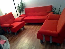 Foto 2 1,5 Jahre alte 3 teilige moderne Couch