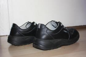 Foto 2 1x getragen! Abeba Sicherheitsschuhe 1038, schwarz, Gr��e 43