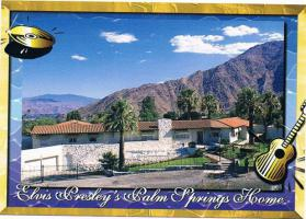 2 Ansichtskarten Palm Springs California & Rancho Mirage California ! !
