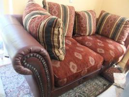 2 Couch neuwertig, praktisch unbenutzt