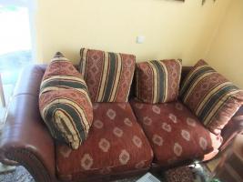 Foto 2 2 Couch neuwertig, praktisch unbenutzt