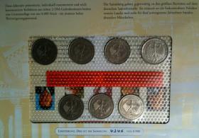 Foto 4 2 DM - Umlauf - Gedenkmünzen