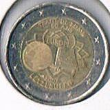 2 Euro Gedenkmünze Luxemburg '' 2007 '' ! !