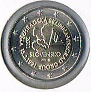2 Euro Gedenkmünze Slowakei '' 2011 '' ! !