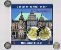 2 Euro Gedenkmünzen Deutschland '' 2010 '' Bremen !