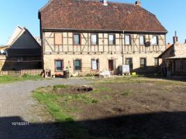 2 Familien-Fachwerkhaus im Kyfhäuserkreis