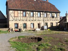 Foto 2 2 Familien-Fachwerkhaus im Kyfhäuserkreis