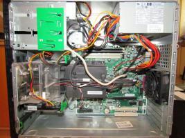 2 Funktionstüchtige Stand Pcs von HP ca 4-5 Jahre