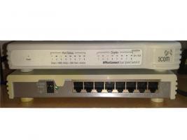 2 Geräte 3C16791A 3Com LAN Switch