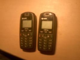 2 Handys von SAGEM my X-1-trio