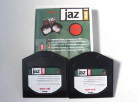 2 Iomega Jaz Cardridges (Wechselplatten je 1 GB)